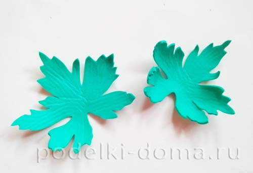 cvety ogonki iz foamirana 13