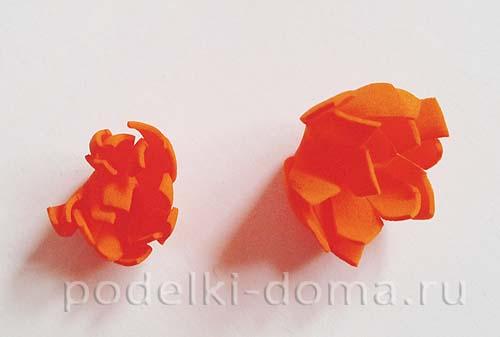 cvety ogonki iz foamirana 4