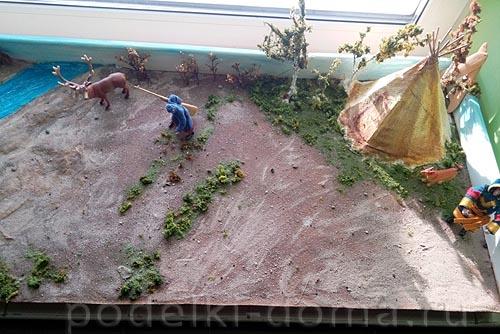 diorama tundry1
