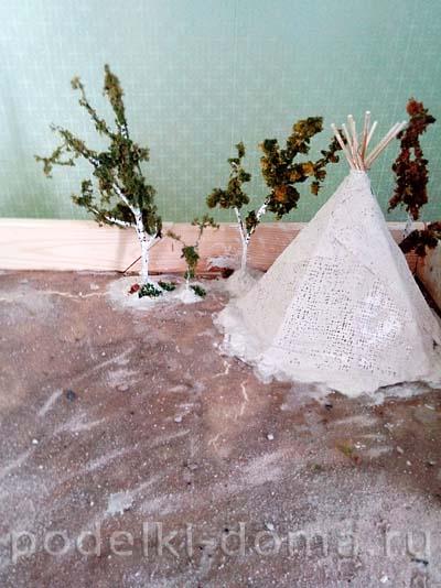 diorama tundry18