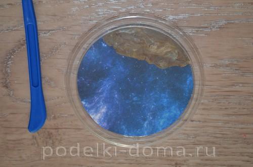 магнит космос пластилин05