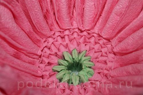 salfetki v vide lotosa35