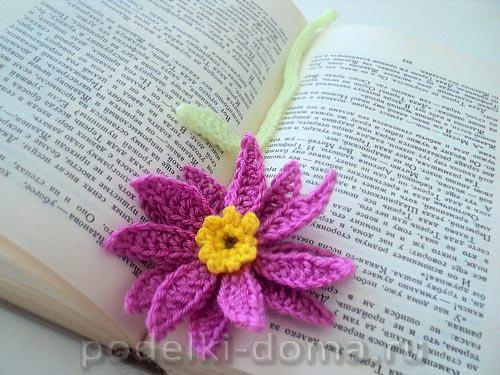 vyazanaya zakladka cvetok14