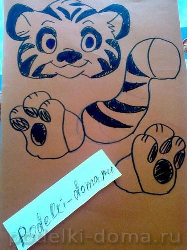 kopilka tigrenok iz butylki05