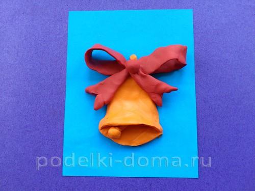 открытки к Дню учителя из пластилина