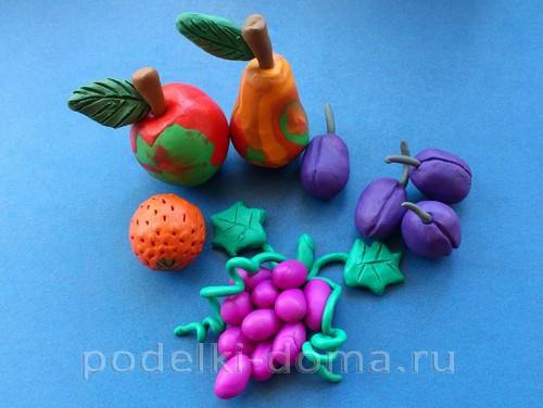 frukty iz plastilina25