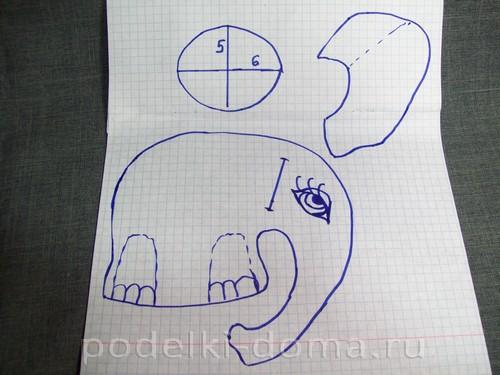 myagkaya igrushka slon pod gzhel02