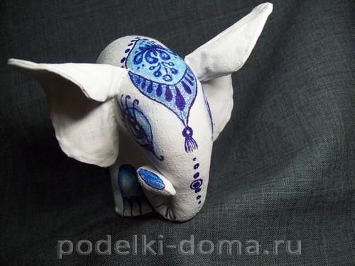 myagkaya igrushka slon pod gzhel24