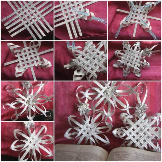 Woven-Paper-star-Snowflakes-DIY-F1