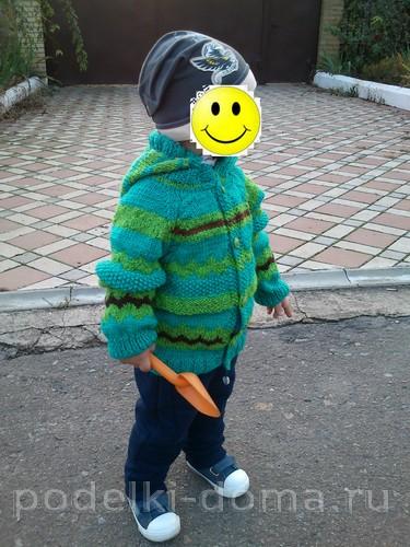 detskaya koftochka spicami33