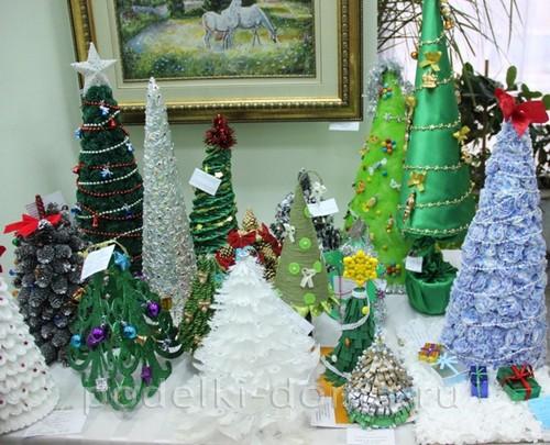 елка на выставке в Волгодонске