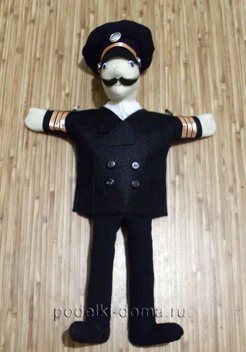 kukla na ruku kapitan11