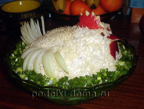 kurica salat