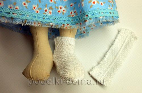 мягкая кукла шитье26