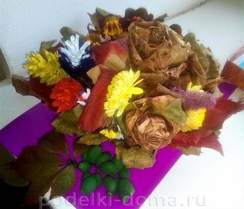 Осенний букет Соколова