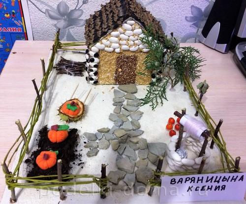 домик в деревне 1