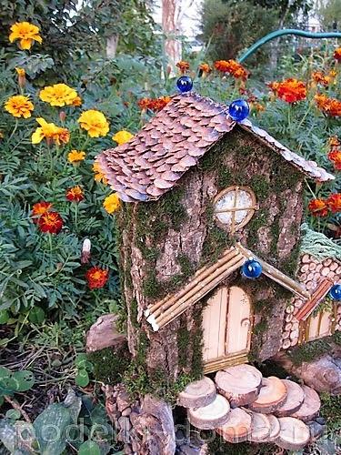 лесной домик 2