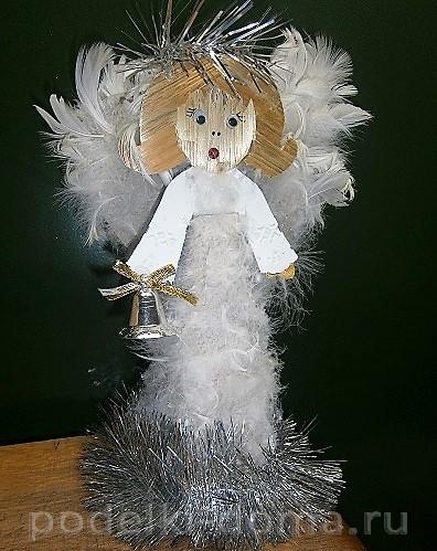 ангел из бересты и перьев