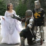 Сценарий выкупа невесты в рыцарском стиле