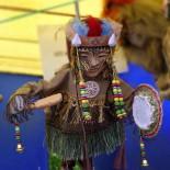 Загадки про индейцев (в стихах)
