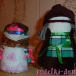 Народные куклы Олеси Косыревой