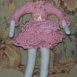 Как своими руками сделать куклу-балерину
