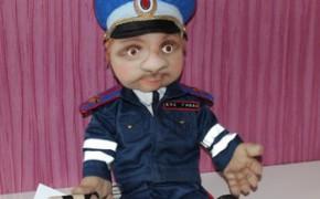 Кукла «Гаишник»