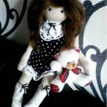 """Кукла """"Каштанка"""""""