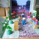 Развивающие игры для детей. Макет «Не забудем их подвиг великий»