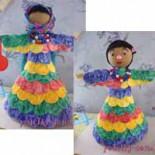 Кукла простая или кукла Масленица – выбирайте