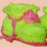 Описание вязания пинеток