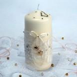 Что подарить на льняную или восковую свадьбу
