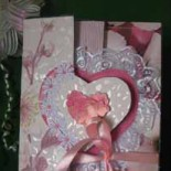 Свадебная открытка своими руками