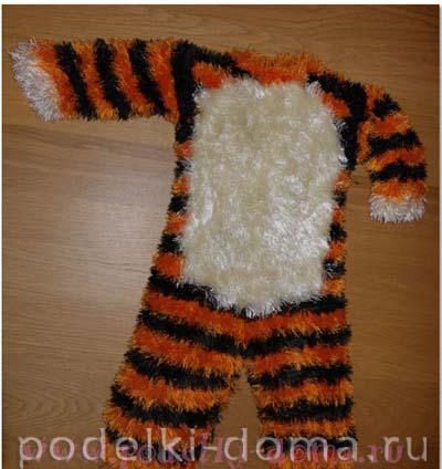 tigr pered