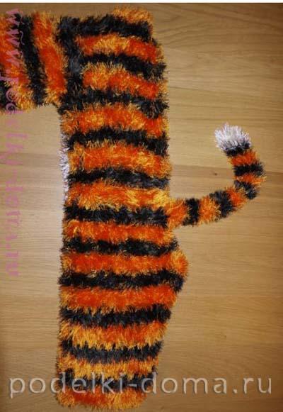 tigr sboku