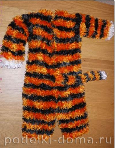 tigr spinka