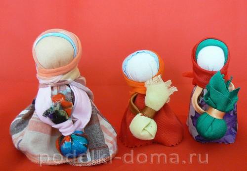 куколки подорожницы