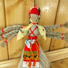 Кукла Филипповка — хозяйкам на подмогу