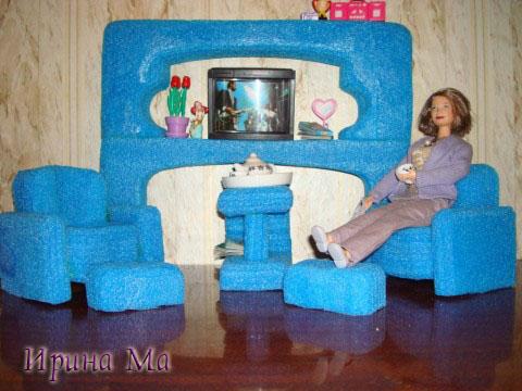 кукольная мебель