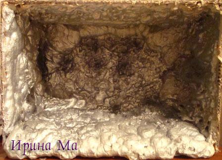 пещера индейца