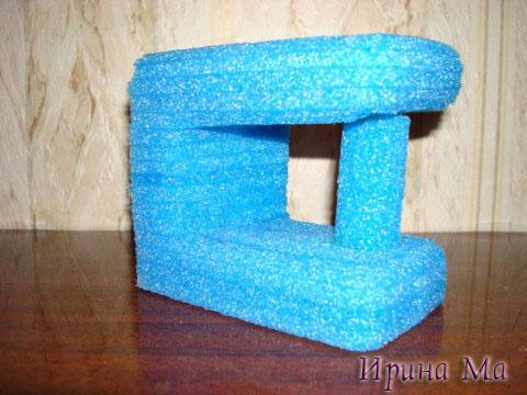 кукольная мебель - столик