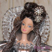 Королева ночи — кукла Ирины Ма