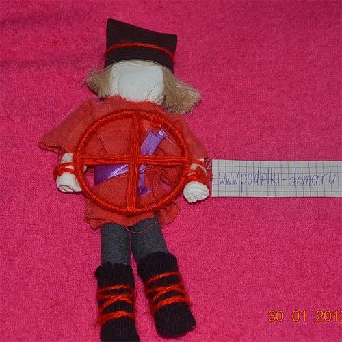 кукла спиридон солнцеворот