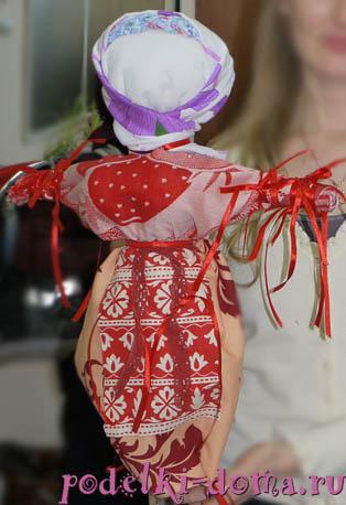 кукла Масленица своими руками