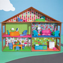 Кукольная квартирка