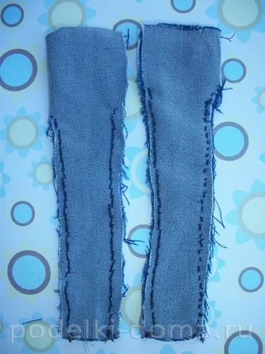 простая одежда для кукол11
