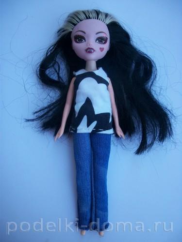 простая одежда для кукол17