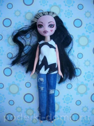 простая одежда для кукол20