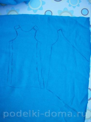 простая одежда для кукол23
