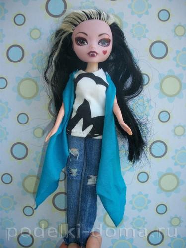 простая одежда для кукол29